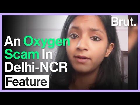 An 'Oxygen Scam'