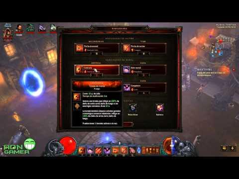 Diablo III - Build de Centinelas (Cazador de demonios)