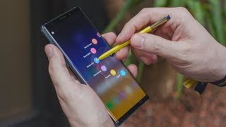 SURPRISE ! On a DÉJÀ le Galaxy Note 9