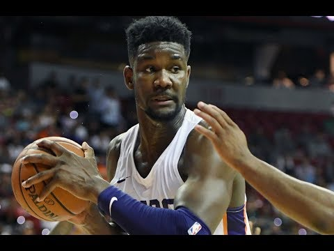 Best Of Deandre Ayton From The 2018 MGM Resorts Summer League Prelims
