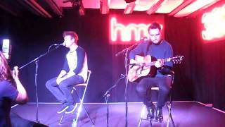 Mallory Knox - Shout At The Moon Acoustic