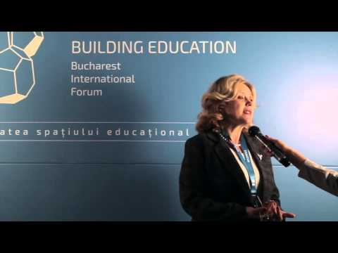 Building Education Bucharest 2016: Prof. Dr. Camelia Gavrilă