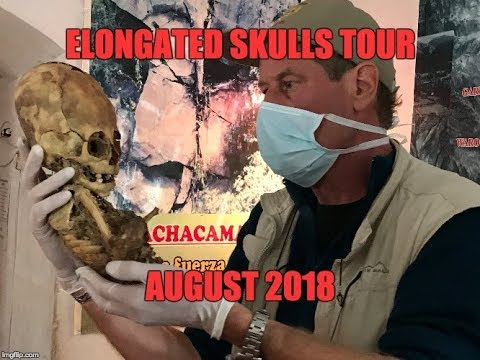 Elongated Skull Tour Of Peru: August 2018