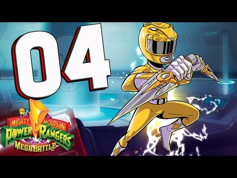 Mighty Morphin Power Rangers MEGA BATTLE Part 4 Back to Nature