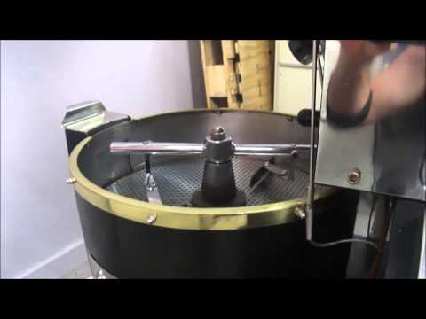 Ambex Coffee Roaster For Sale