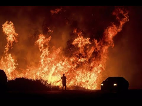 Breaking California Wildfires Update November 12 2018 News