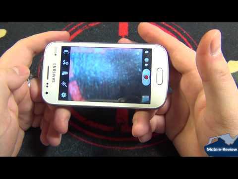Обзор Samsung Galaxy S Duos (S7562)