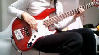 joyful joyful 平原綾香 bass