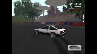 GTASA TRD AE86 Drift