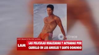 Informe: La carrera de Fernando Carrillo en Hollywood
