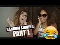Little Mix - Random singing moments PART 1 | COMPILATION