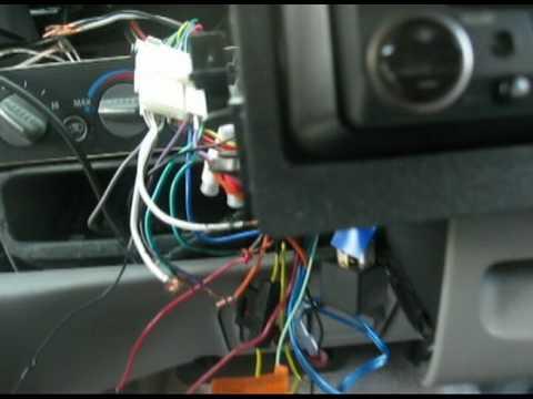 Pioneer Avh Install Video For The Fi Btl 18s