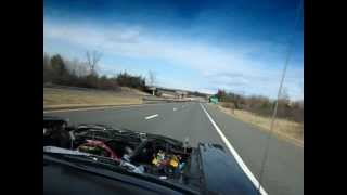 Fairlane with 427 test and tune.