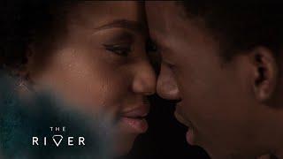 Zolani and Tumi share a Passionate Kiss - The River | 1 Magic