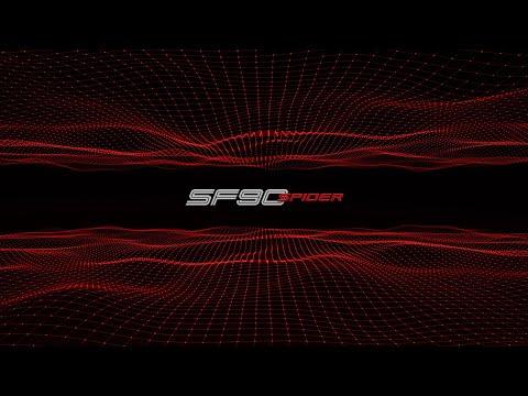 Thailand Premiere of Ferrari SF90 Spider