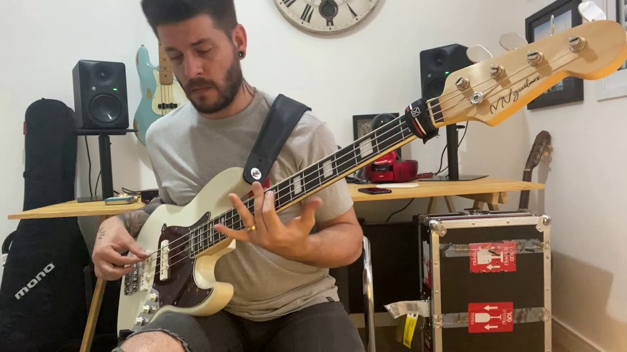 Love Theory - Kirk Franklin (Bass Version by Moisés Henrique)