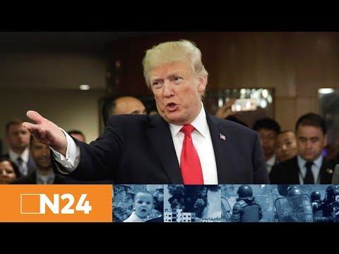 Welt ist gespannt: Donald Trump vor erster Rede vor der UN-Vollversammlung