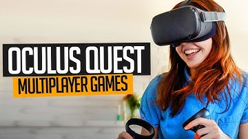 Best Oculus Quest Multiplayer Games You Can Play Right Now