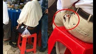 Hình ảnh 'con tôm gói túi bóng buộc sau quần' và những mẩu chuyện khiến nhiều người rơi lệ