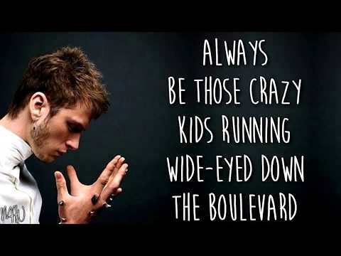 Machine Gun Kelly - 27 (With Lyrics)