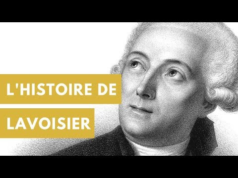 L'Histoire De Lavoisier #HistoireDesSciences 4