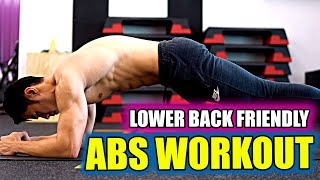 Lower Back Friendly Abs Exercises