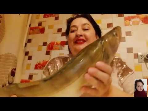 Как я готовлю хе из судака. Мой секретный ингридиент. Знак Рыбы готовит Рыбу))