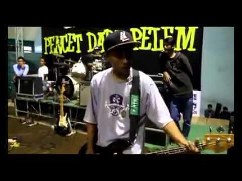 Straight Forward Malang - Dominasi live at launching Pencet Dadi Pelem
