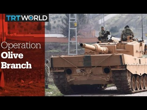 Operation Olive Branch - Part 1