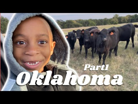 Oklahoma FUN! (Part 1)