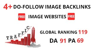 How to Create Do follow Image Banklinks for free