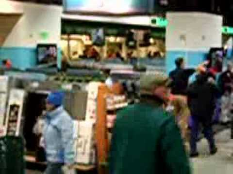 Nebraska Furniture Mart On Black Friday Omaha Store 2007