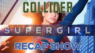 "Supergirl Recap & Review Season 1 Episode 6 ""Red Faced"""