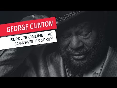 George Clinton: Berklee Online LIVE | Songwriting | Parliament Funkadelic | Q&A | 2017