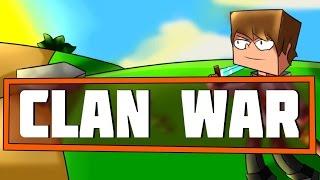Войны Кланов - Возрождение сервера MCCW в Minecraft