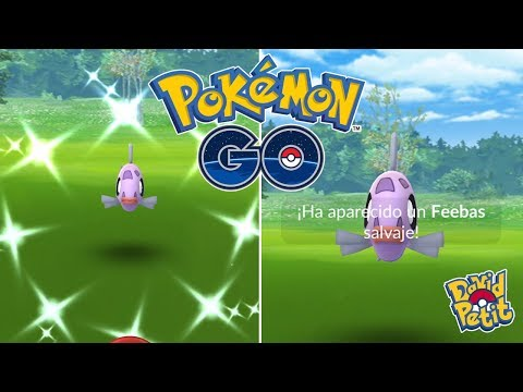 MISIÓN DAY DE FEEBAS! ¿CUANTOS SHINY CONSIGO EN MÁS DE 70 INVESTIGACIONES? [Pokémon GO-davidpetit] thumbnail