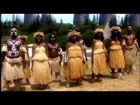 Jean Marie Tjibaou Cultural Centre, Nuova Caledonia Noumea   Go Australia