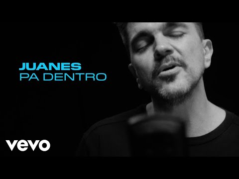 Juanes - 'Pa Dentro' - Official Performance | Vevo