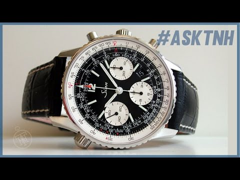 Why the SINN 903 Beats the Breitling NAVITIMER | #ASKTNH 106