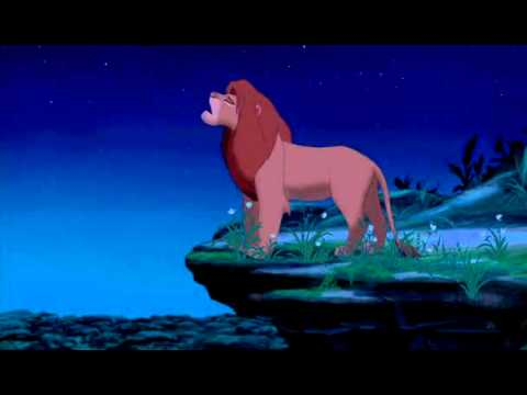 Congratulate, the Lion king leaves spell sex