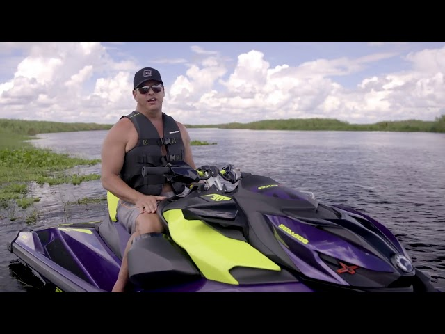 First Ride: 2021 Sea-Doo RXP-X 300