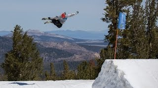 Mammoth Late Spring Jump Day w/ Mike Hornbeck and T Crew