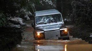 Defender td5 Off Road - Land Rover