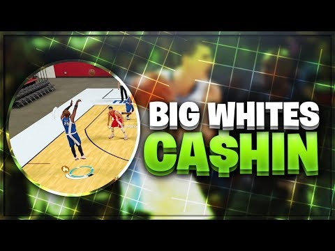 Giving Out a 50 Piece | NBA 2K Draft Combine | Big Whites Cashin