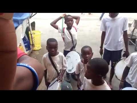 Talented street kids