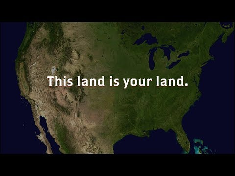 Sharon Jones & the Dap-Kings: This Land Is Your Land (lyric video)