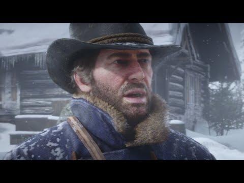 Red Dead Redemption 2 Part 1 - Intro - Gameplay Walkthrough (RDR2) PS4