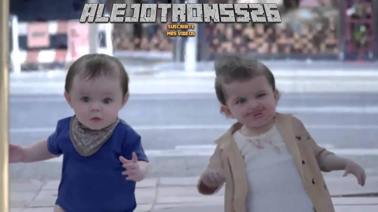 Espejo magico baile de bebes video youtube for Espejo reposacabezas bebe