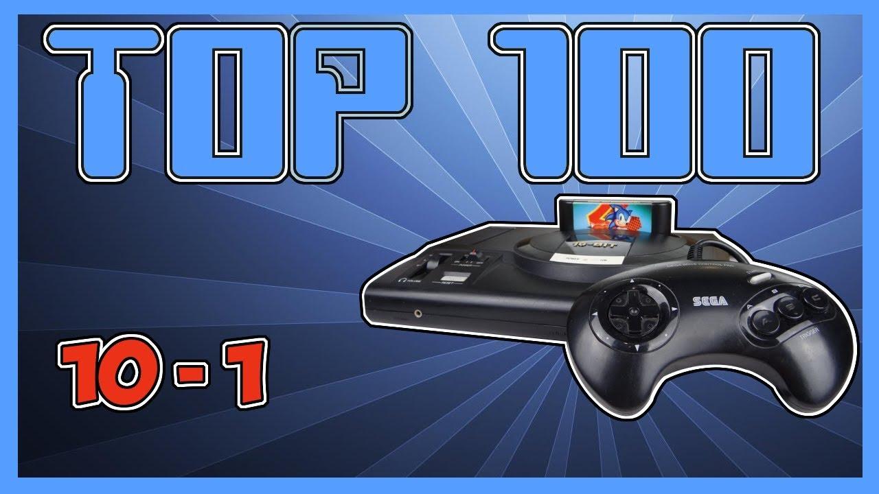 Top 100 Mejores Juegos De Sega Mega Drive Genesis De La Historia