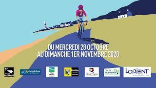 Bretagne Ladies Tour Ceratizit 2020 - Parcours officiel